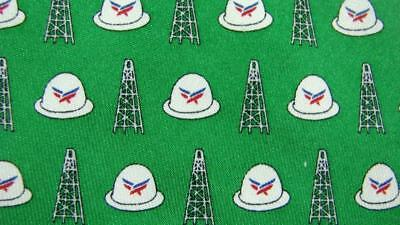 Vineyard Vines Green American Energy Partners Silk Necktie Tie Hap2018a  I24