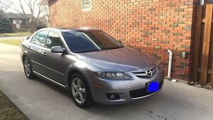 2006 MAZDA 6 LOW KMS