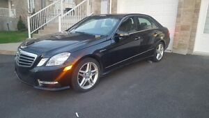 Mercedes Benz E350 2013 diesel  AMG package Navigation
