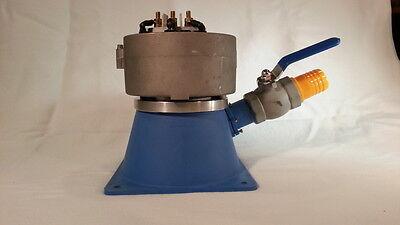 Motenergy ME1511 Micro Hydro Generator Turgo Wheel 12-24 Volt, 600 Watts, 50 Amp