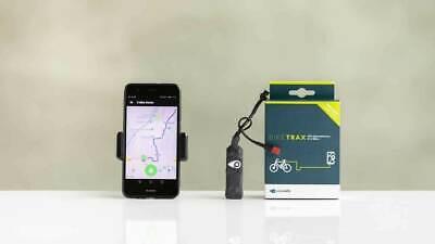 GPS Tracker für Bosch E-Bike Powunity BikeTrax Diebstahlschutz eBike