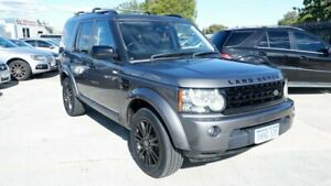 2013 Land Rover Discovery 4 Series 4 L319 MY13 SDV6 SE Grey 8 Speed Sports Automatic Wagon