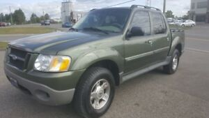 2004 Ford Explorer Sport Trac XLT CONFORT  4dr 4WD+MAGS+CUIR+TOI