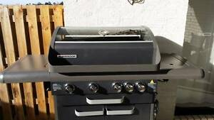 Matador 4 Burner BBQ with a Side Burner Springfield Lakes Ipswich City Preview