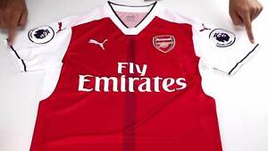 ARSENAL 2016-17 JERSEYS BRAND NEW W/ TAGS STILL IN PLASTIC Werrington County Penrith Area Preview