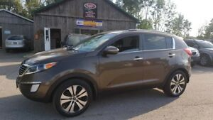 2012 Kia Sportage EX, Certified, Bluetooth, 4cyl, Automatic