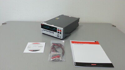 Keithley 2440-c Sourcemeter 40v 5a 50w W Contact Check 2440