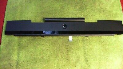 Dell Alienware  M15x Laptop Power Button Center Hinge Cover 7R5VJ 07R5VJ !USA Laptop Power Button Cover