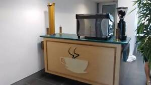 Mobile coffee cart with coffee machine & grinder Crace Gungahlin Area Preview