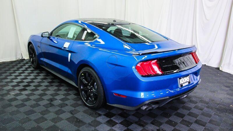 Image 7 Coche Americano usado Ford Mustang 2020