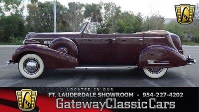1937 Roadmaster Phaeton 80C traight 8 1937 Buick Roadmaster Phaeton 80C Convertible Straight 8 3 Speed Manu