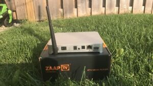 ZAAPTV model HD509 IPTV Android Box