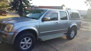 2003 Holden Rodeo Ute Liverpool Liverpool Area Preview