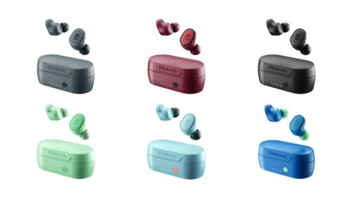 Skullcandy Sesh Evo True Wireless In-Ear Headset - Black Certified Refurbish