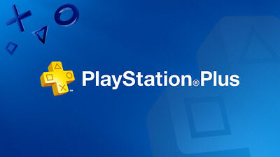 1 Month Of Playstation Plus   Ps3 Ps4  Accounts  Region Free  Read Description