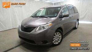 2011 Toyota Sienna LE -  All Wheel Drive! Bluetooth and Rear Cam