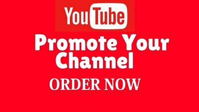 Live 100 Subcriber From Youtube Video Seo Free Shipping Worldwide