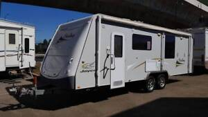 JAYCO STERLING 23ft Twin Slide Out Regency Park Port Adelaide Area Preview