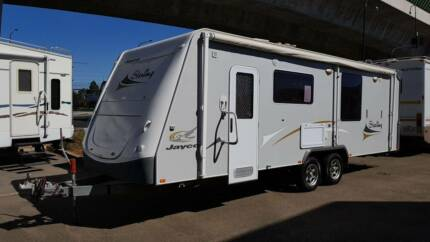 JAYCO STERLING 23ft Twin Slide Out Angle Park Port Adelaide Area Preview