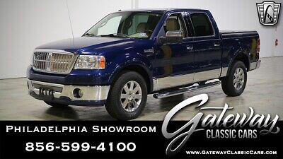 2007 Lincoln Mark Series  Dark Blue Pearl 2007 Lincoln Mark LT Pickup Truck 5.4 L V8 Automatic Available N