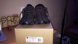 Yeezy boost pirate black size 8