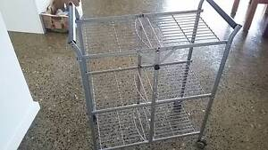 Near new shelving trolley Cowaramup Margaret River Area Preview