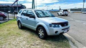 2008 Ford Territory SR 7 Seater AUTO - LOW KLMS! Garbutt Townsville City Preview