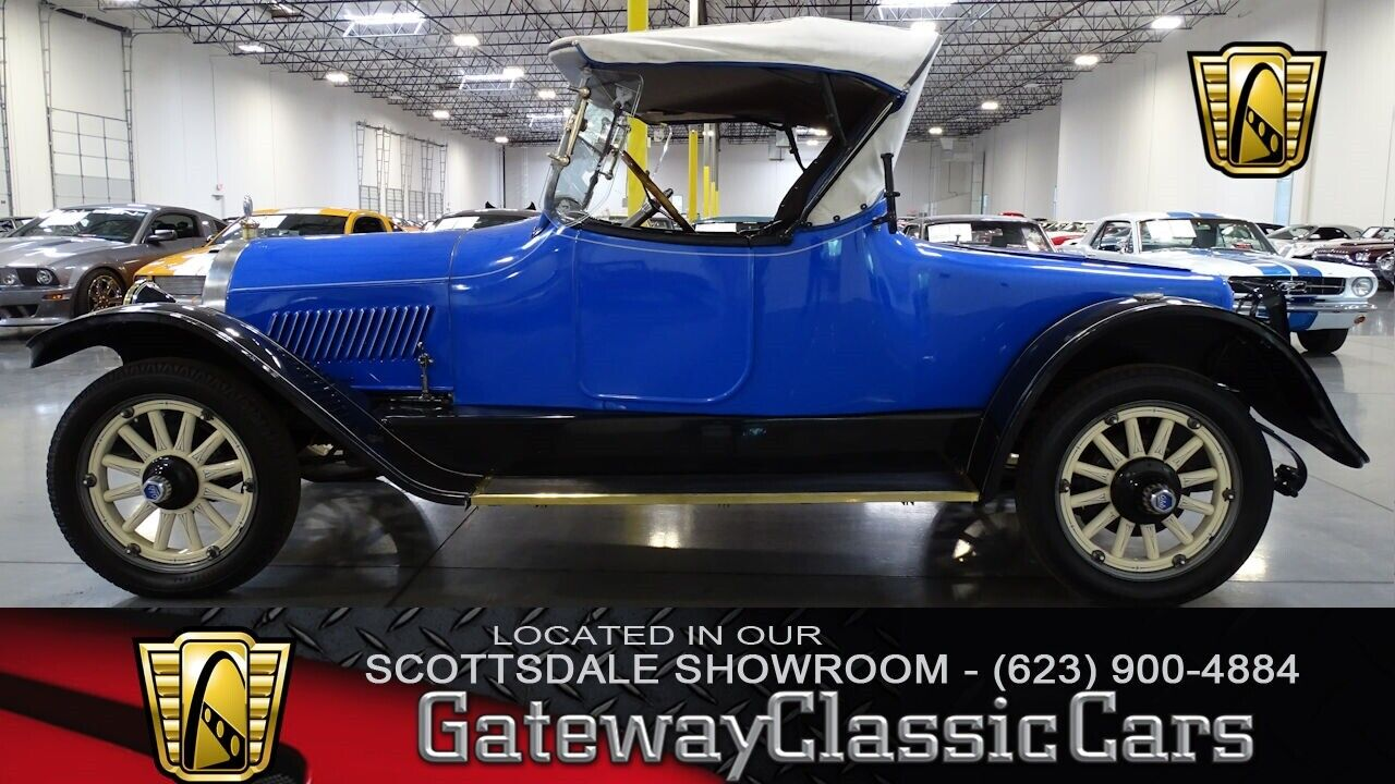 1917 Oldsmobile 45A  Blue 1917 Oldsmobile 45A Convertible Flathead V8 4 Speed Manual Available Now!