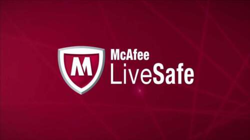 Mcafee Livesafe 2021 - Unlimited Devices for 1 Year (DLC - downloadable content)