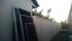 Fly screens / insect screens out of new home - could be modified Caloundra Caloundra Area Preview