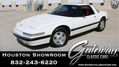 1989 Buick Reatta  White 1989 Buick Reatta Coupe 3.8L V6 F OHV 4 Speed Automatic Available Now!