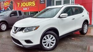 2016 Nissan Rogue S AWD SEULEMENT 26862KM! COMME NEUF