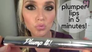 Plump It Volumising Lip Plumper 3ml Brand New Authentic