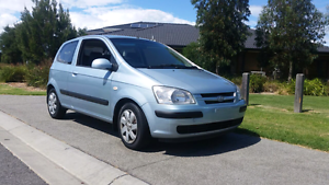 Hyundai Getz Auto 2005 with long  rego and RWC Dandenong Greater Dandenong Preview