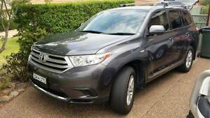 2013 Toyota Kluger Wagon Maryland Newcastle Area Preview
