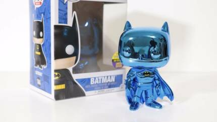 WTB: 2017 POP Vinyl Batman (Blue Chrome)