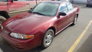 2001 Oldsmobile Alero, winter tire, remote Starter