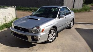 2002 Subaru wrx   Low kms