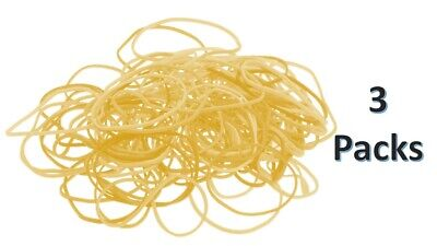 975 Supply Rubberbands Size 32 - 1lb. Bag - 3 Pack.