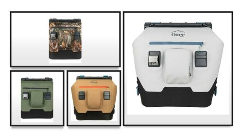 OtterBox 30-Quart Softside Trooper Cooler with Leakproof Seal and Carry Strap
