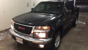 ** 2004 GMC CANYON 4x4 **