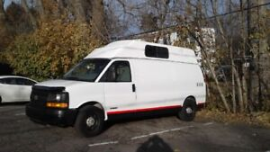 Campeur Chevrolet Express  2003 High Roof