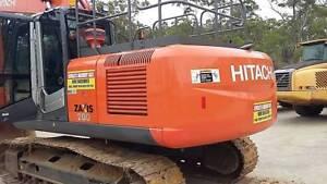 Hitachi Excavator ZX200-3