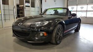 2013 Mazda MX-5 GS, DECAPOTABLE TOIT RIGIDE, MAGS, REGULATEUR, A