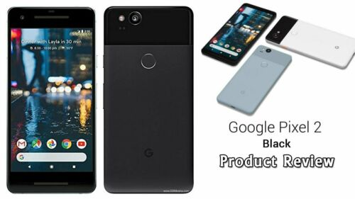 New in Sealed Box Google Pixel 2 5.0