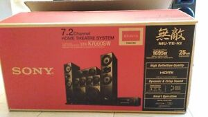 Sony 7.2 Channel Home Theatre System Roxburgh Park Hume Area Preview