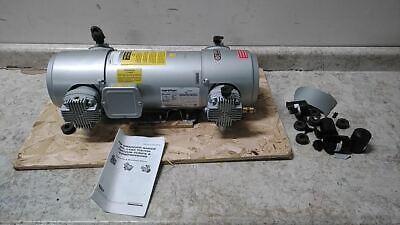 Gast 8hdm-251-m853 2 Hp 1725 Rpm 230460v Piston Air Compressorvacuum Pump C