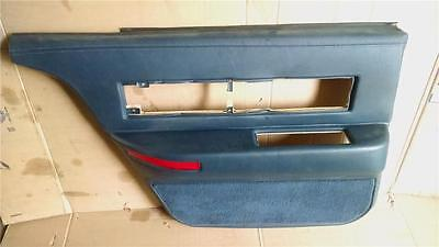 Cadillac Fleetwood RWD Left Rear Door Panel 1993 10233481