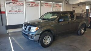 2008 Nissan Frontier SE King-Cab