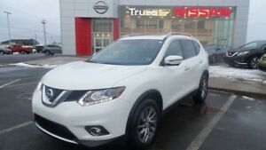 2016 Nissan Rogue SL Fully Loaded